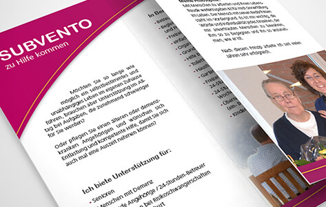Corporate Design SUBVENTO