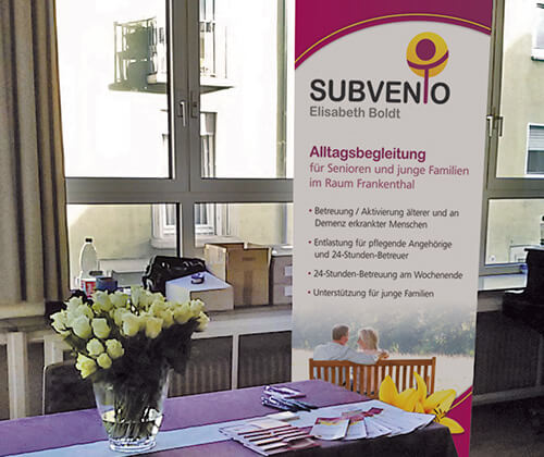 SUBVENTO Roll-Up
